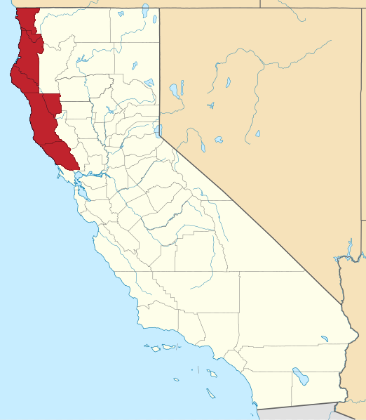 File:California Wikivoyage locator maps - Northern Coast.png ... on northern california town map, beach san diego county cities map, north carolina coast map, la jolla coast map, st. augustine coast map, northern california cities map, northern california beach map, northern kauai map, view northern california map, california coastline map, northern pacific northwest map, northern california desert map, northern california coastal city, northern california storm map, half moon bay coast map, northern wisconsin river map, monterey coast map, southern california map, california indian tribes native american regions map, northern hollywood map,