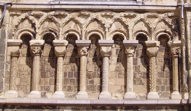 FileCanterbury Cathedral 11 Norman Arcade