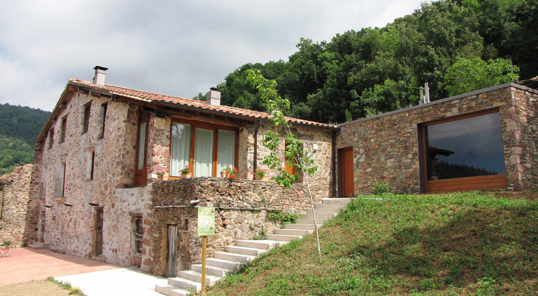 File casa rural can soler de rocabruna jpg wikimedia commons - Casa rural sort ...