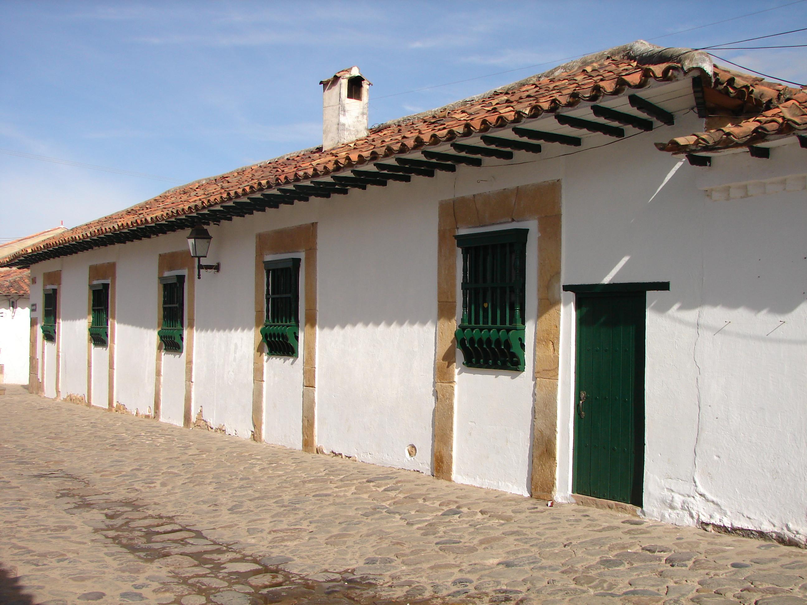 Archivo casa villa de leyva cra 9 wikipedia for Casa la villa