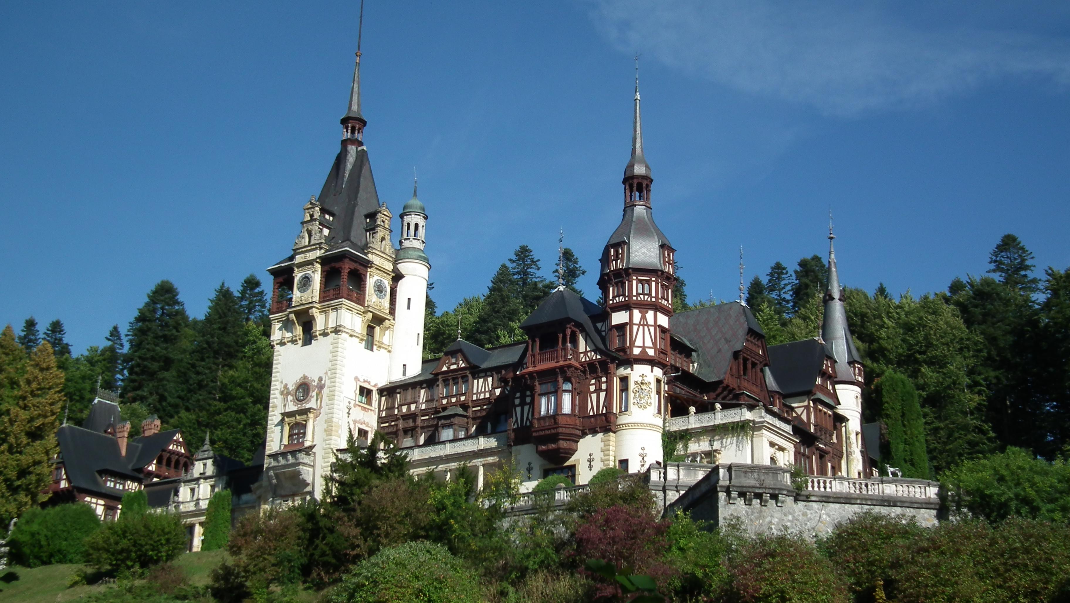 Castelul Peles Sinaia Brasov