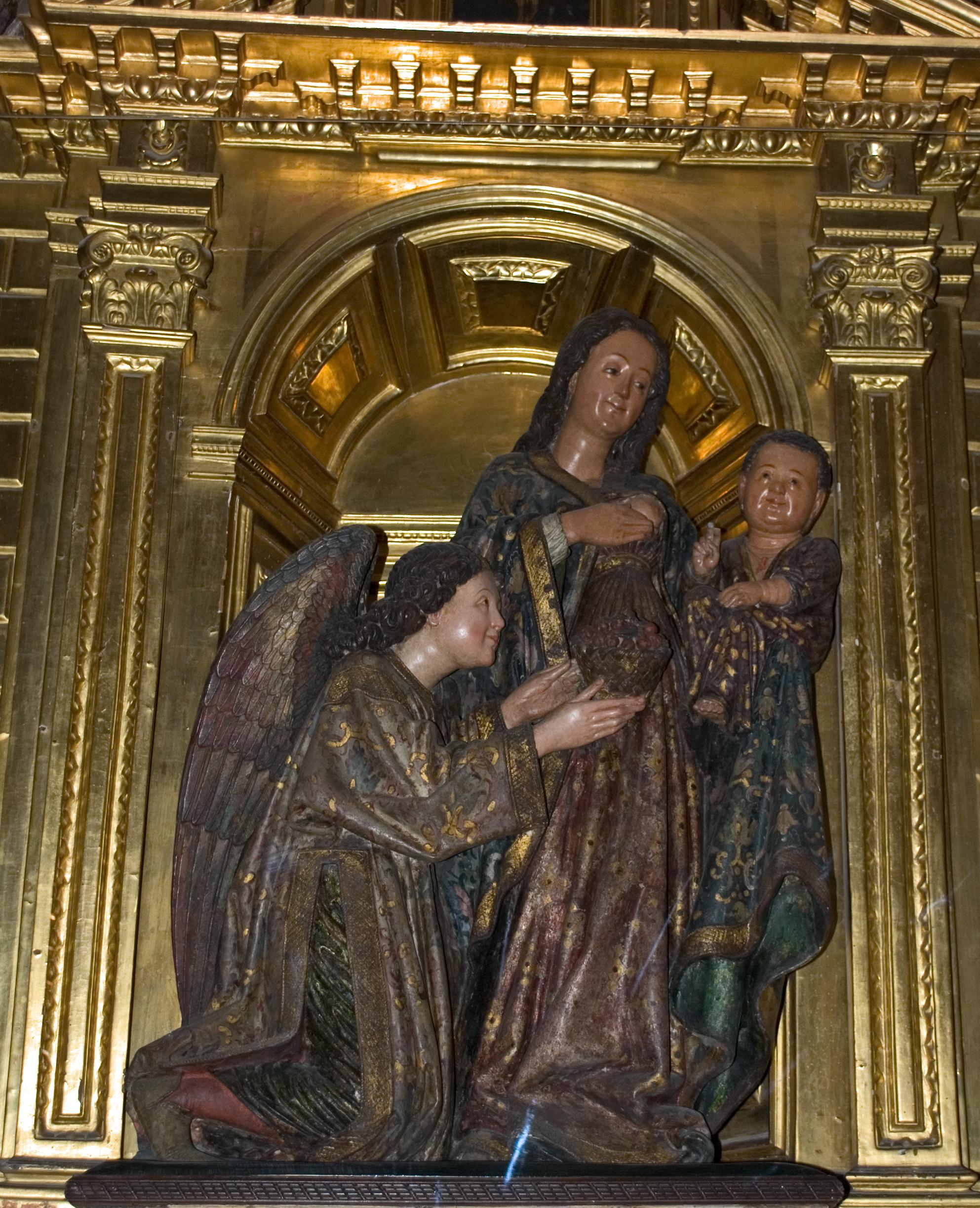 File catedral de sevilla wikimedia commons - Catedral de sevilla interior ...
