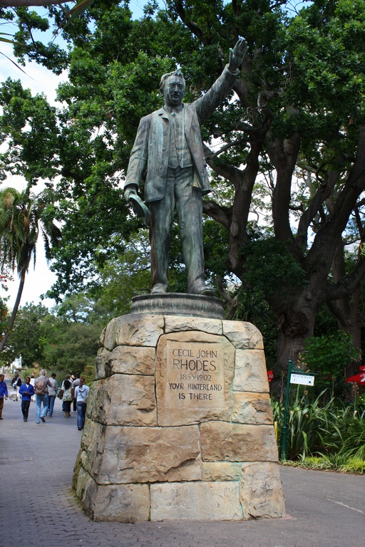 huge sale low priced official Cecil John Rhodes Statue - Wikipedia