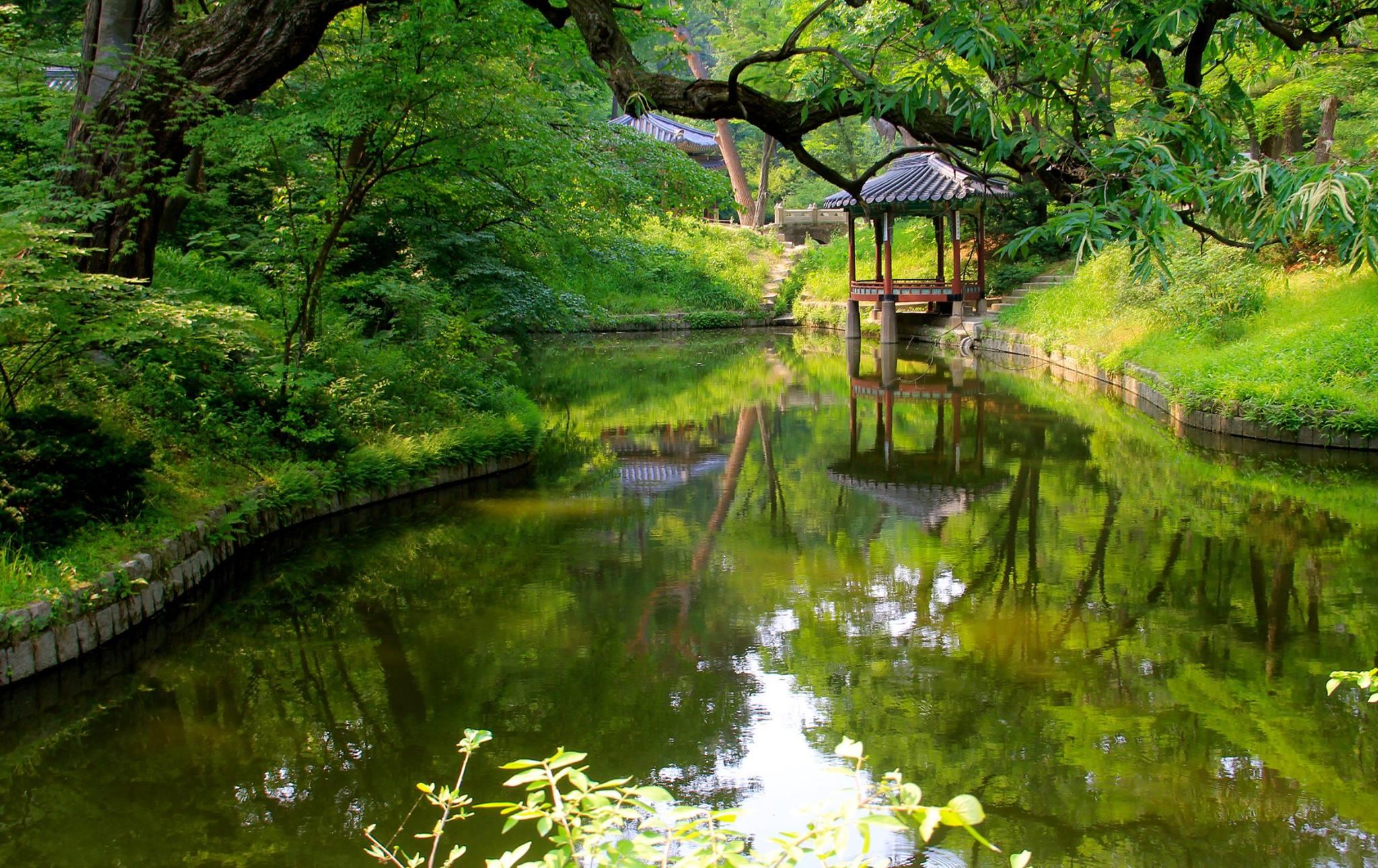 Huwon Secret Garden, Seoul