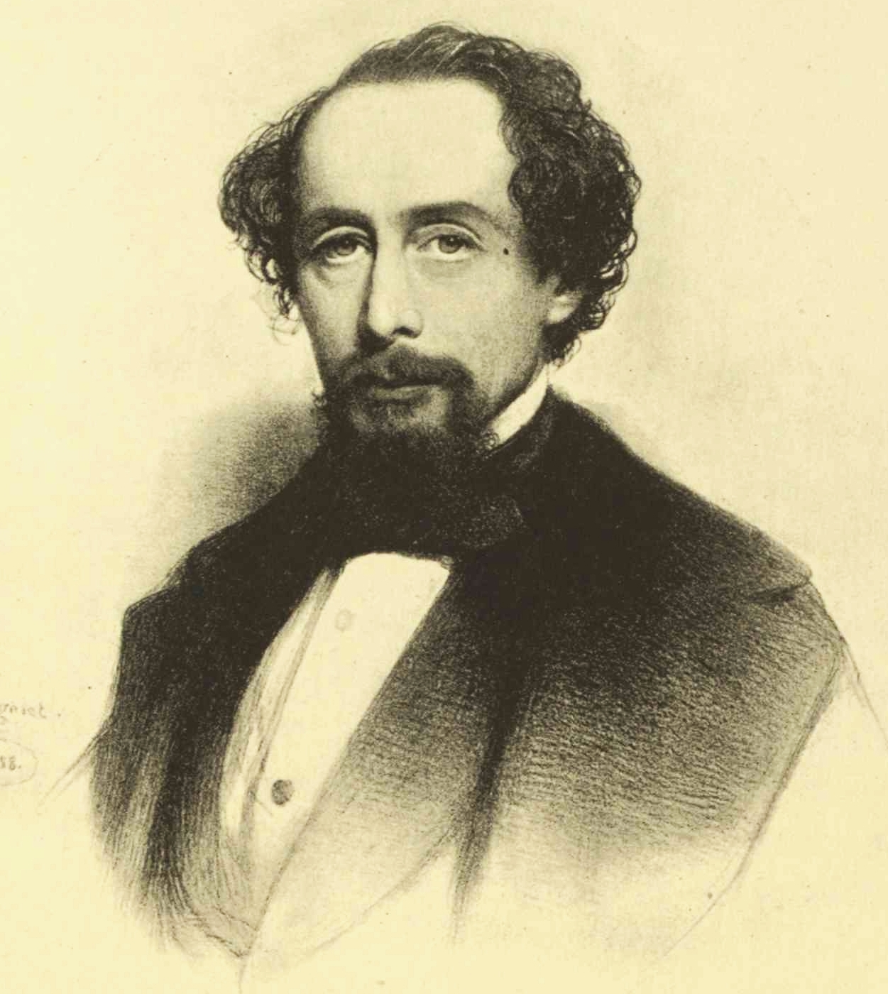 A glimpse at the life and works of charles dickens