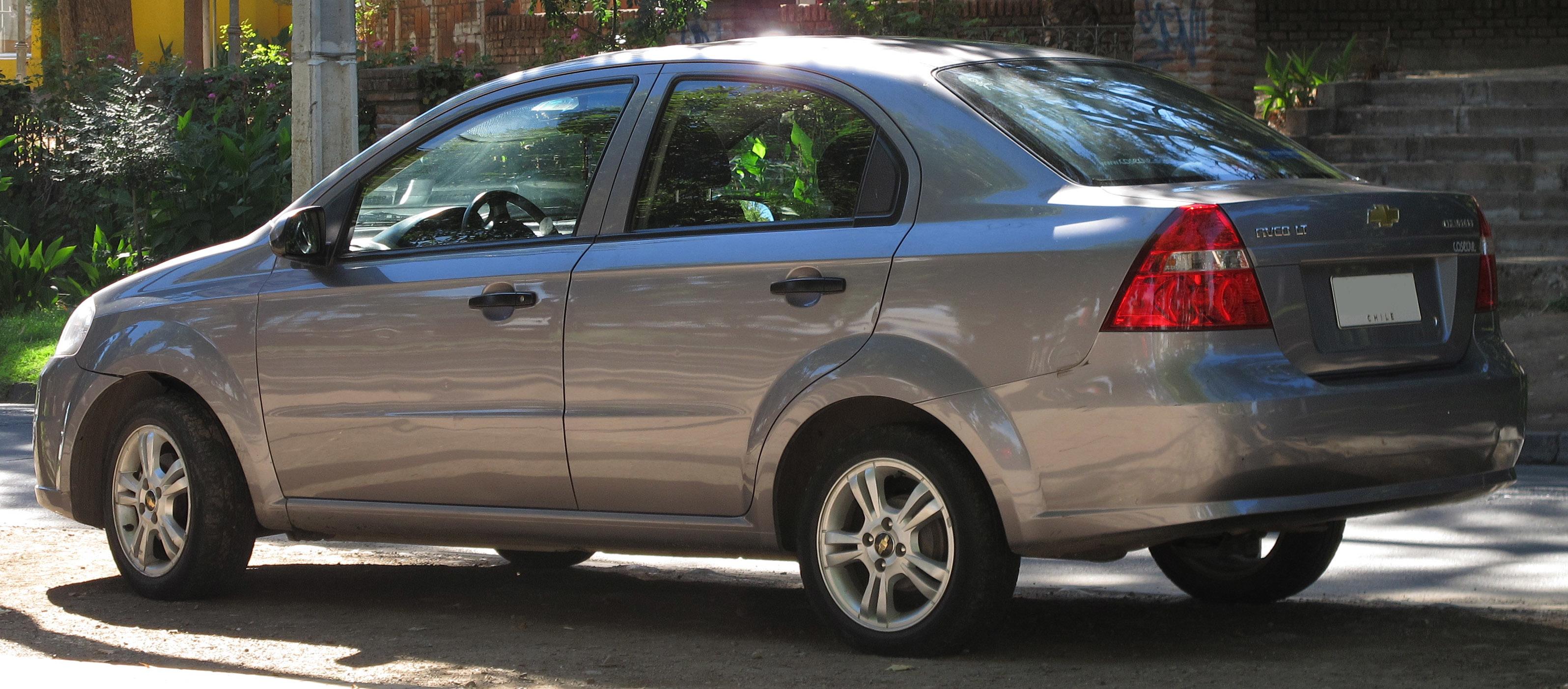 Kelebihan Kekurangan Chevrolet Aveo 2011 Tangguh