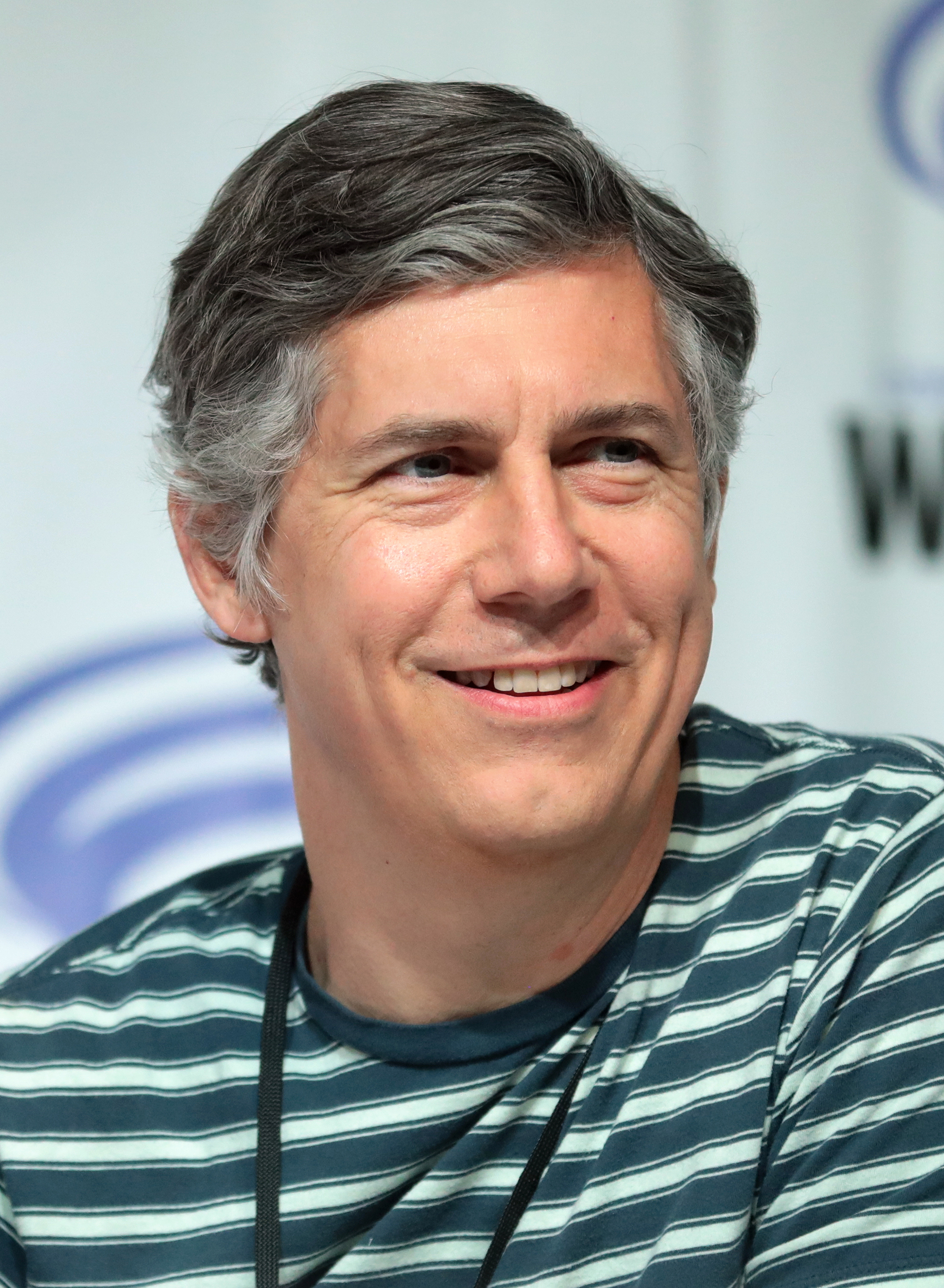 The 53-year old son of father Jack Parnell and mother(?) Chris Parnell in 2020 photo. Chris Parnell earned a  million dollar salary - leaving the net worth at 3 million in 2020