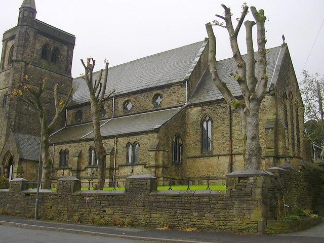 Christ Church Bacup Wikipedia