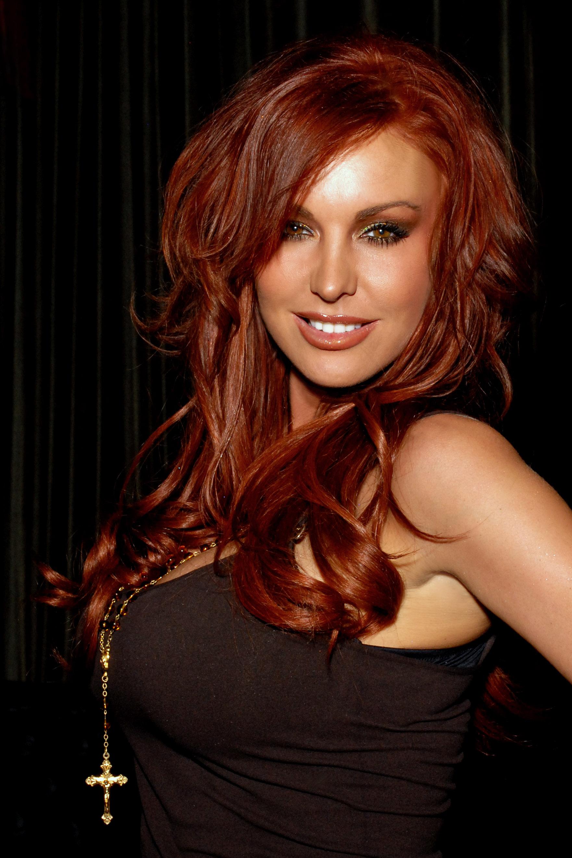 Playboy 2009 redhead