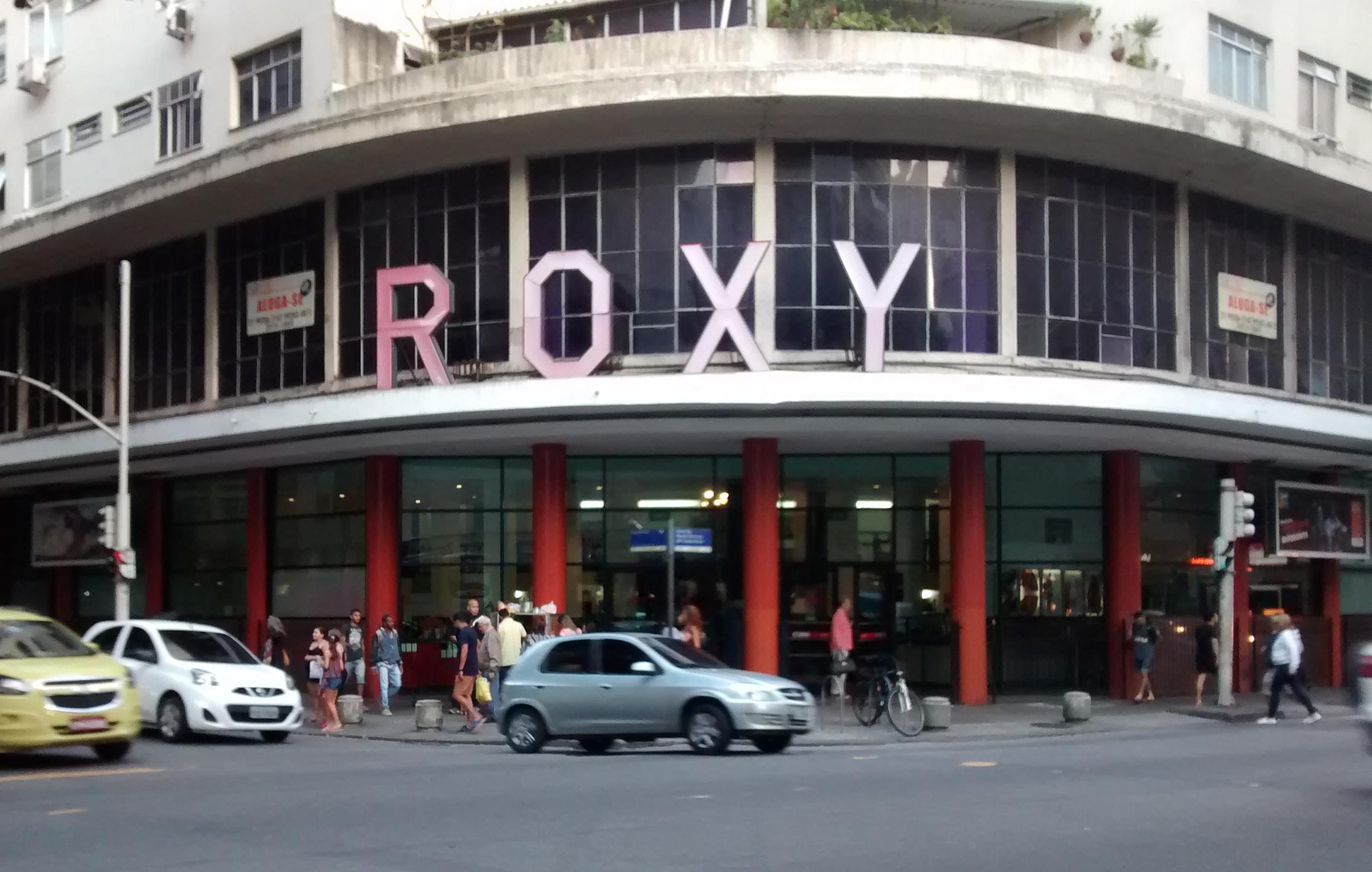 Cine Roxy – Wikipédia, a enciclopédia livre
