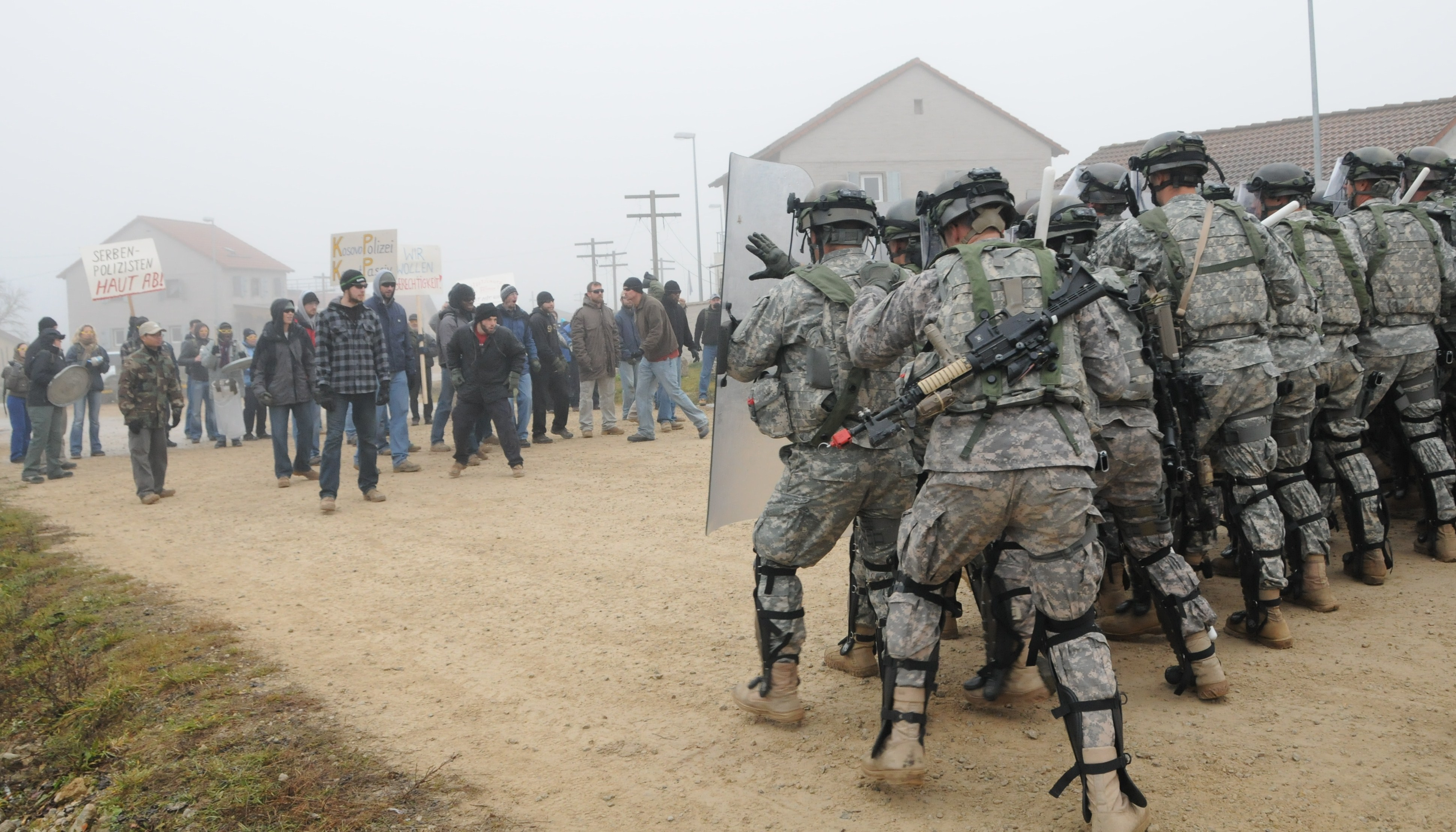 Does National Guard Infantry Get Actibated For Natural Disasters