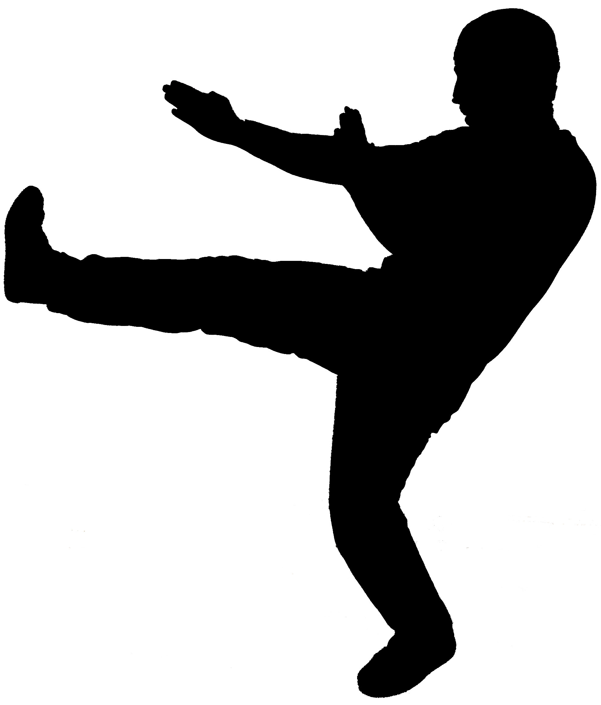 File Classic Wing Chun Kick Jpg Wikimedia Commons