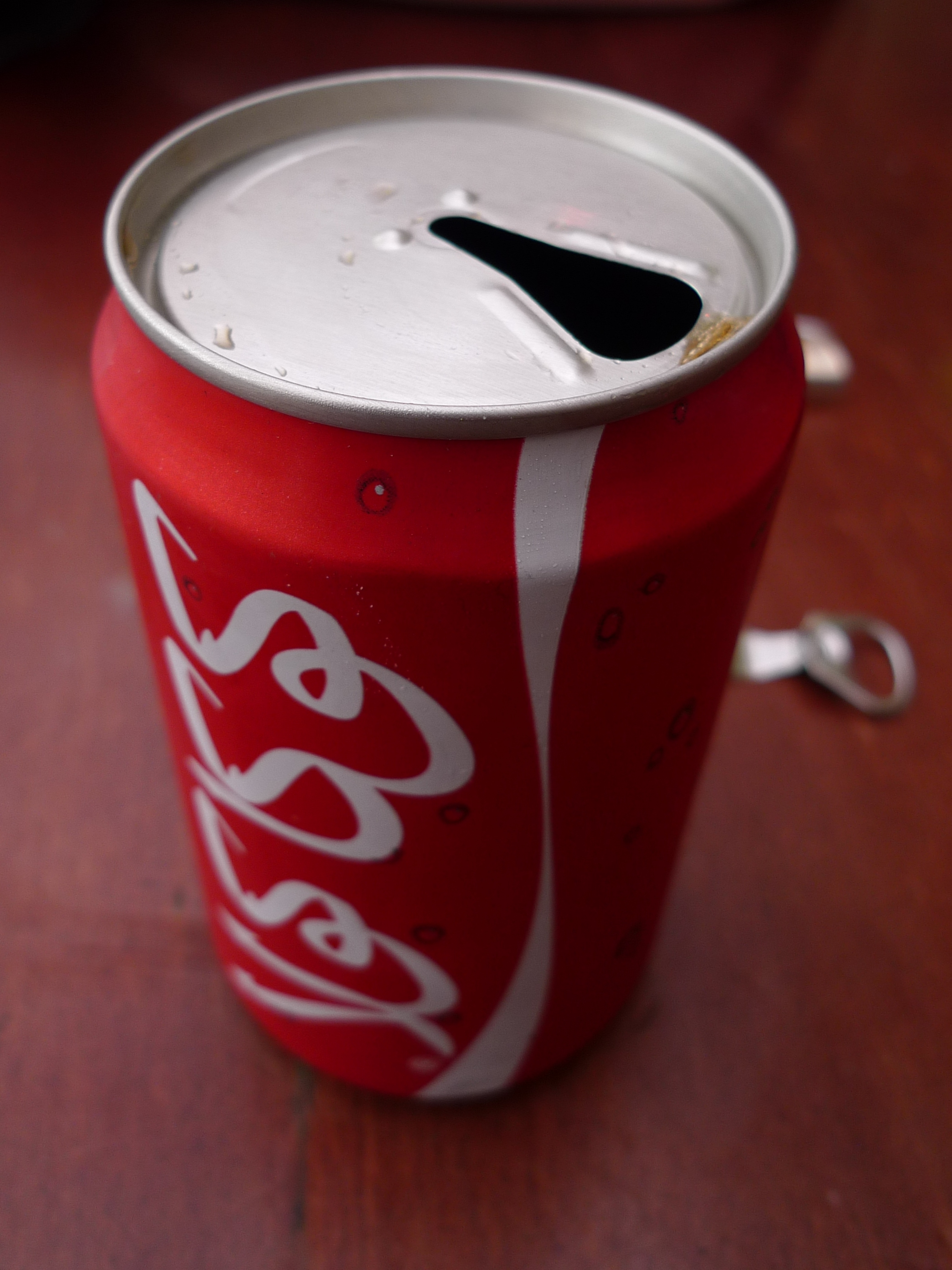 Old Coke Can Ring Pulls