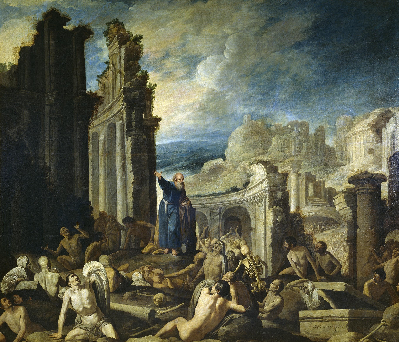 File:Collantes, Francisco - The Vision of Ezekiel - 1630.jpg - Wikimedia Commons