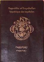 Seychelles Passport yZFrs