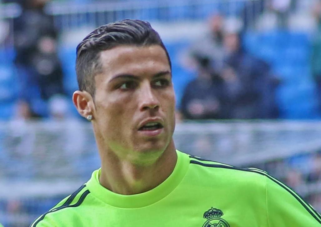 Cristiano Ronaldo entrenando (crop).jpg