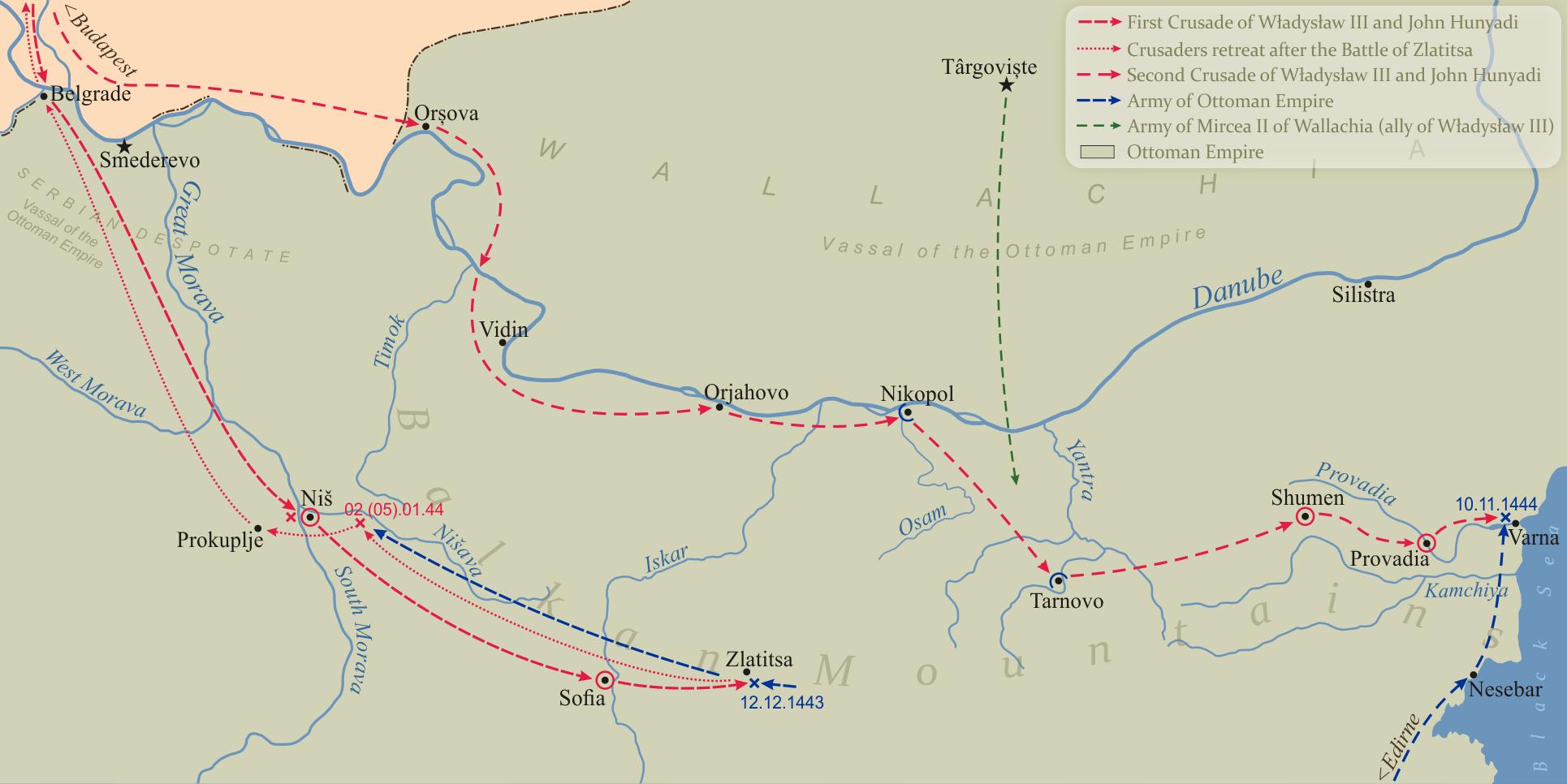 FileCrusade Of Varna Mappng Wikimedia Commons - Varna map