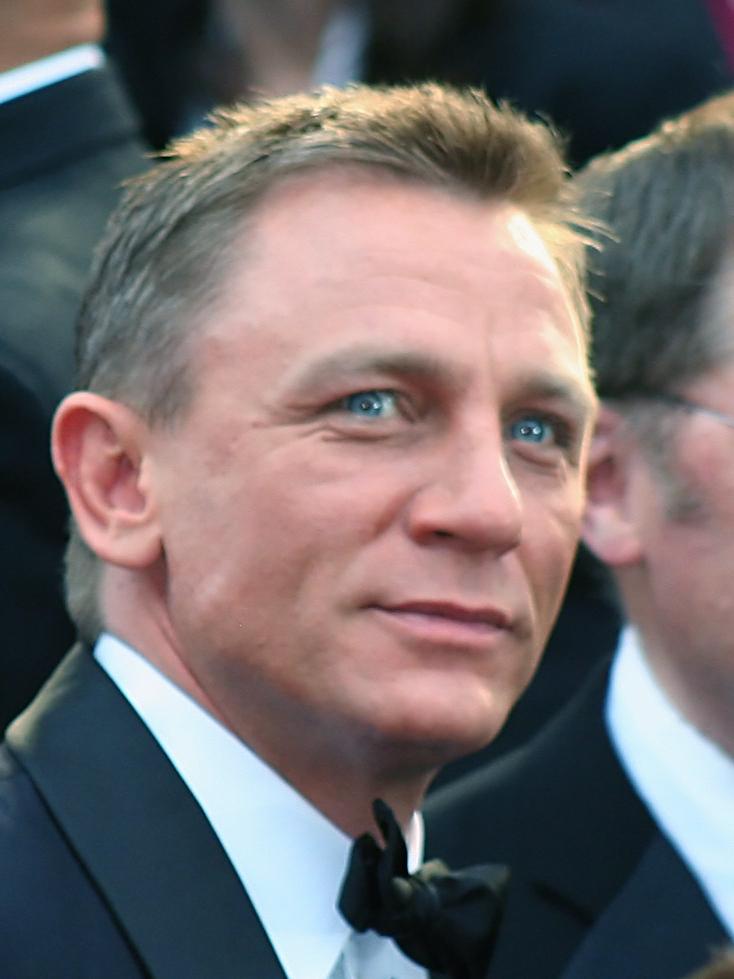 Poet Daniel Craig