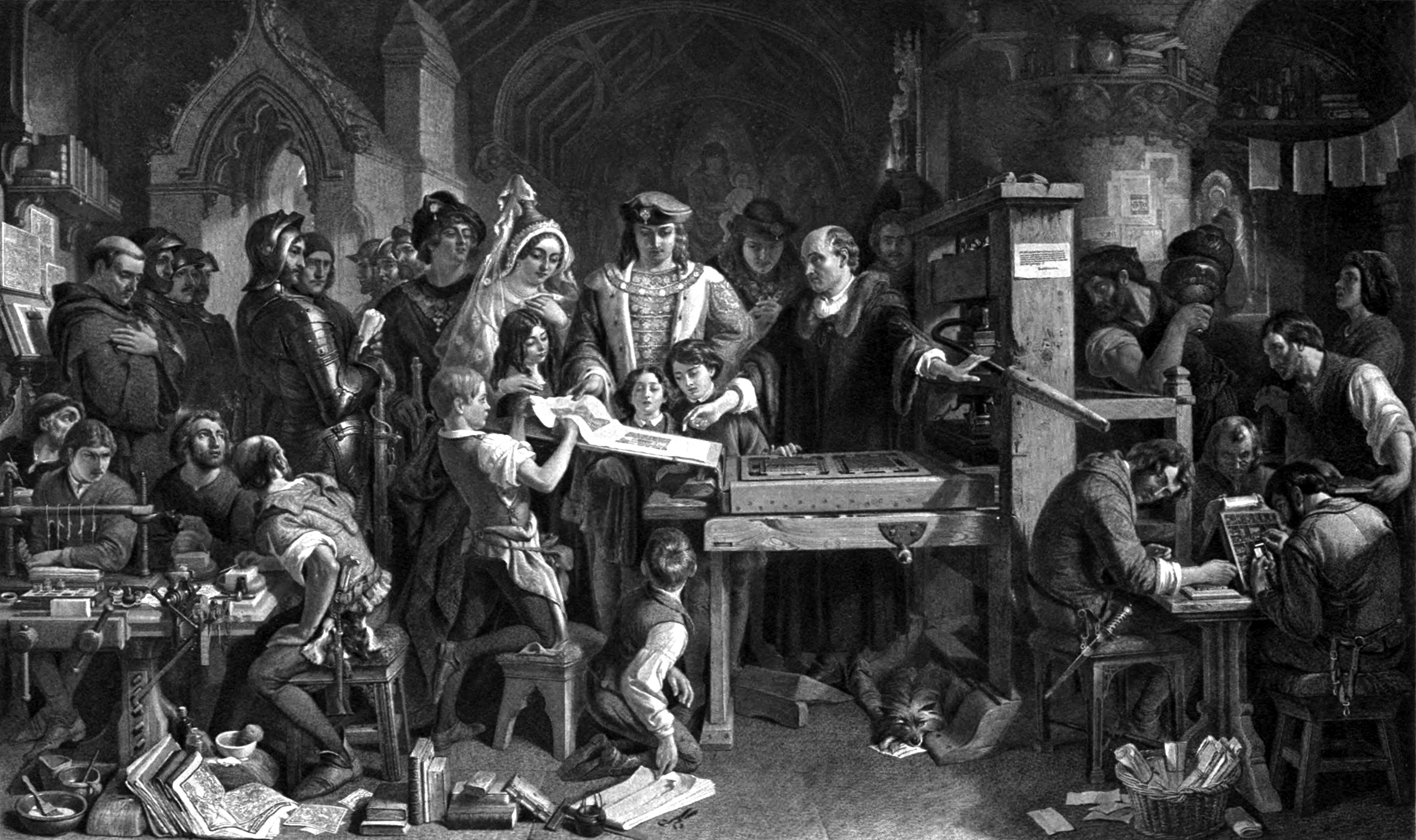 How Did the Printing Press and Movable Type Affect the Renaissance?
