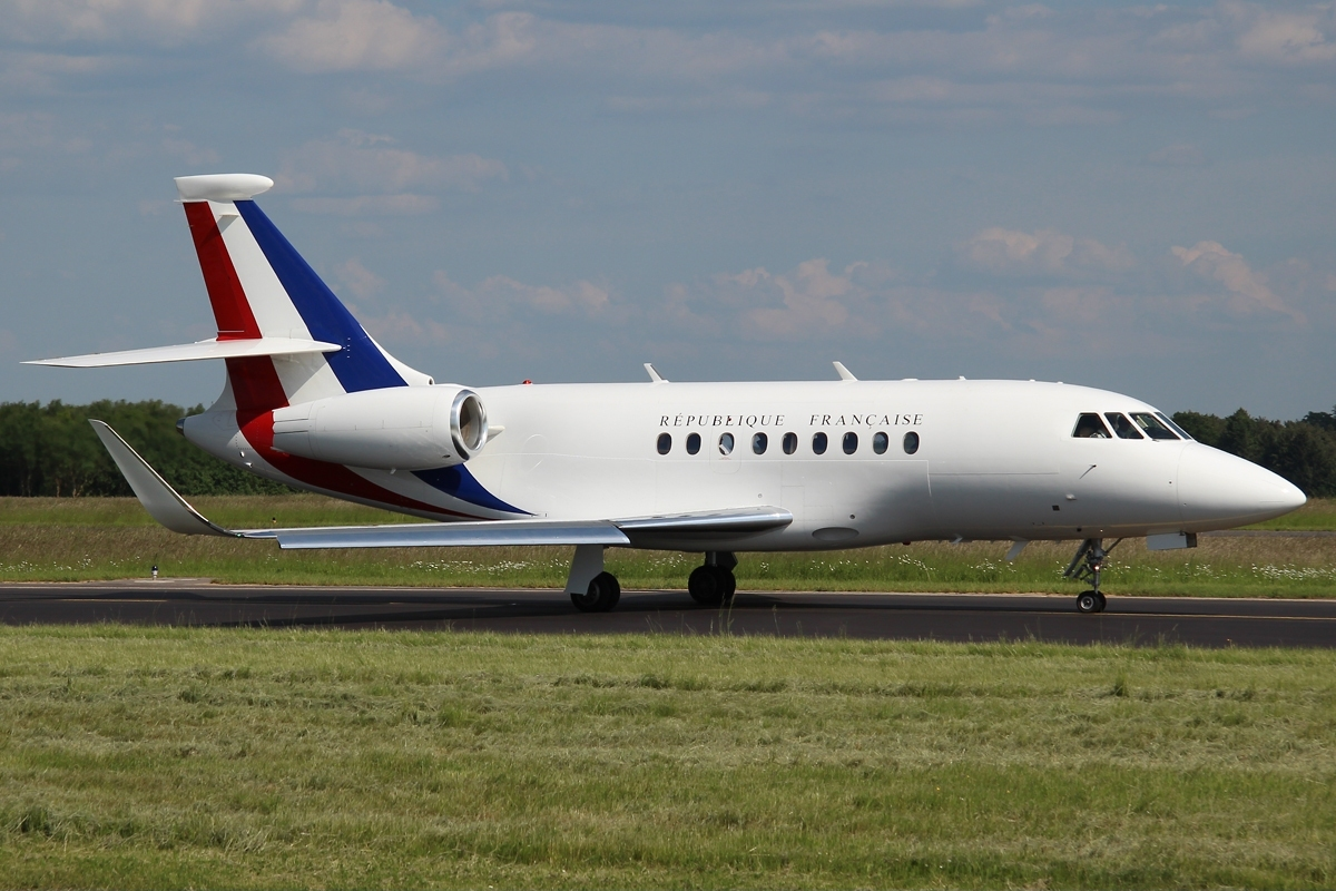 file dassault falcon 2000ex france air force f rafc lux