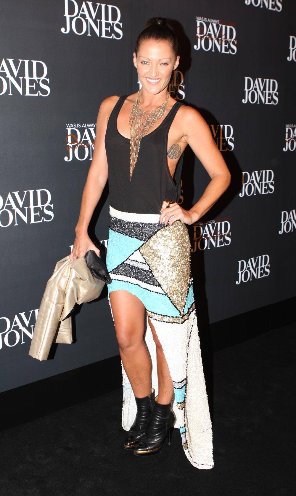 who is david jones roberts dating