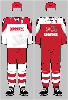 Denmark national ice hockey team jerseys 2018 IHWC.png