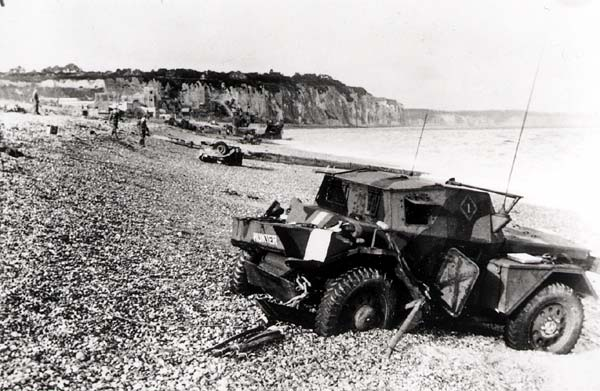 First Americans See Combat in Europe: The Dieppe Raid