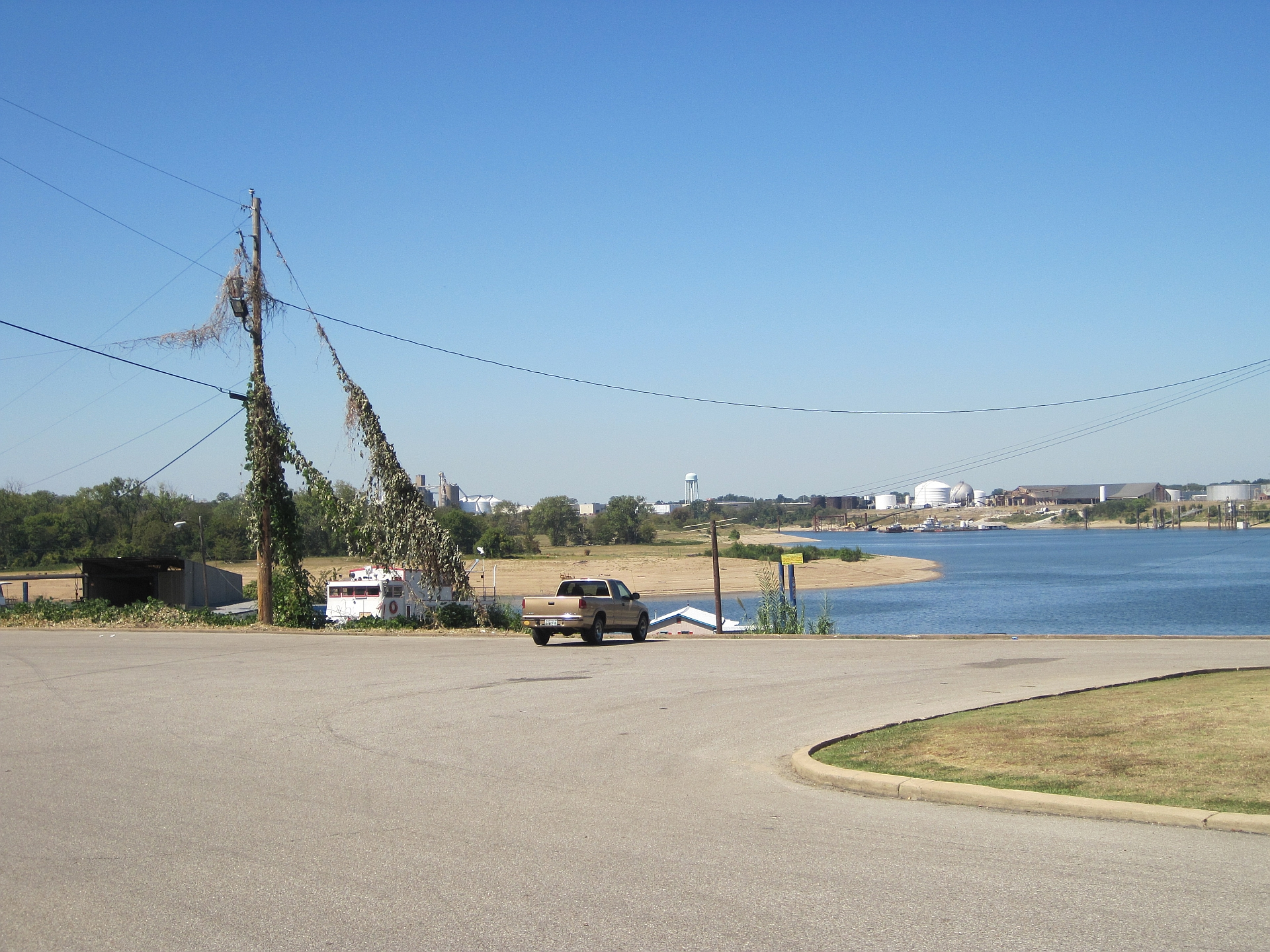 File:Dr Martin Luther King Jr Park I-55 Exit 9 W Mallory Ave Memphis ...