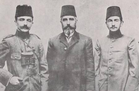 Dosya:Enver Pasha Babası Ahmet Bey Kardeshi Nuri Killigil.jpg
