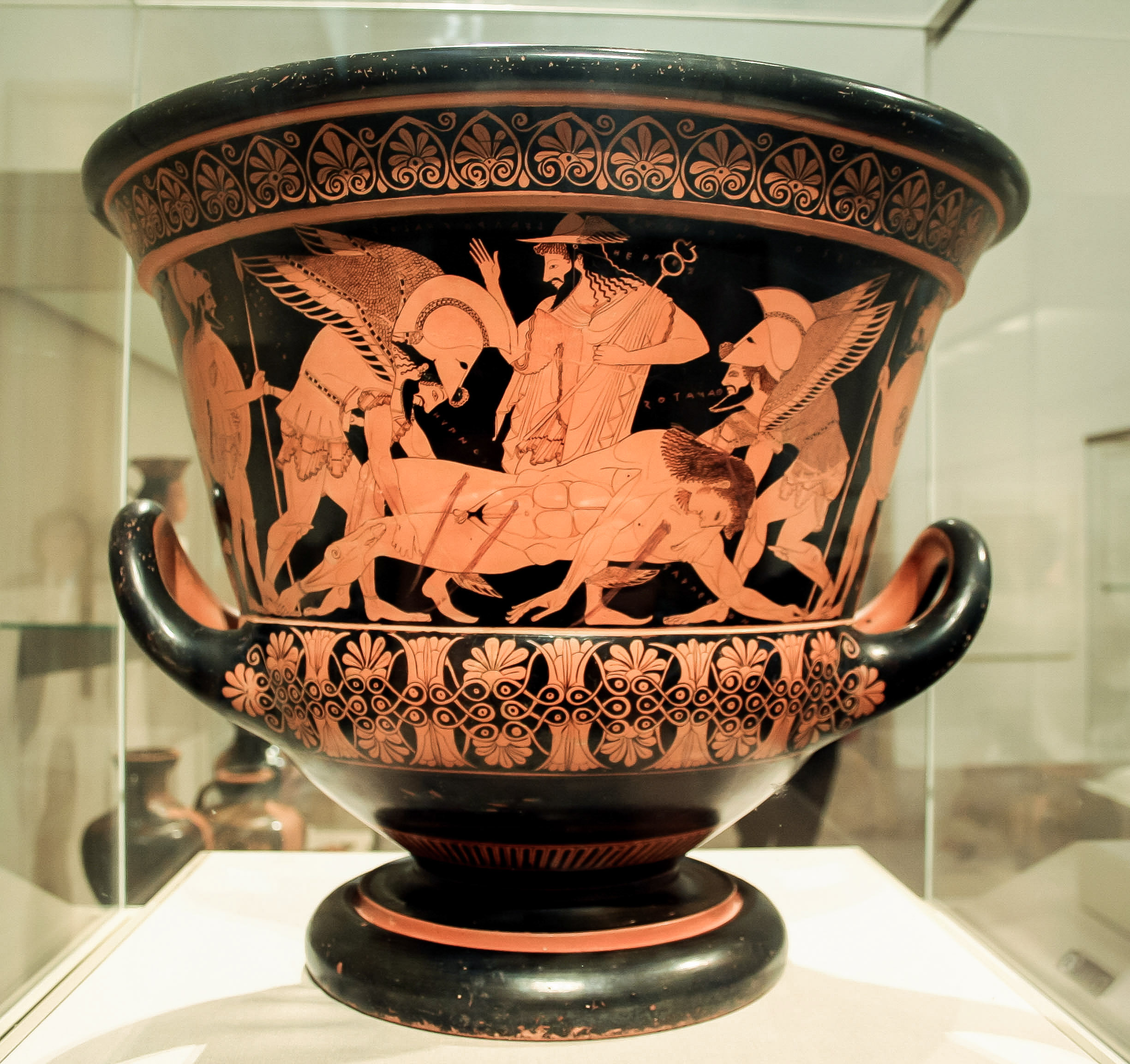 Ancient greek funerary vases wikipedia iconographyedit reviewsmspy