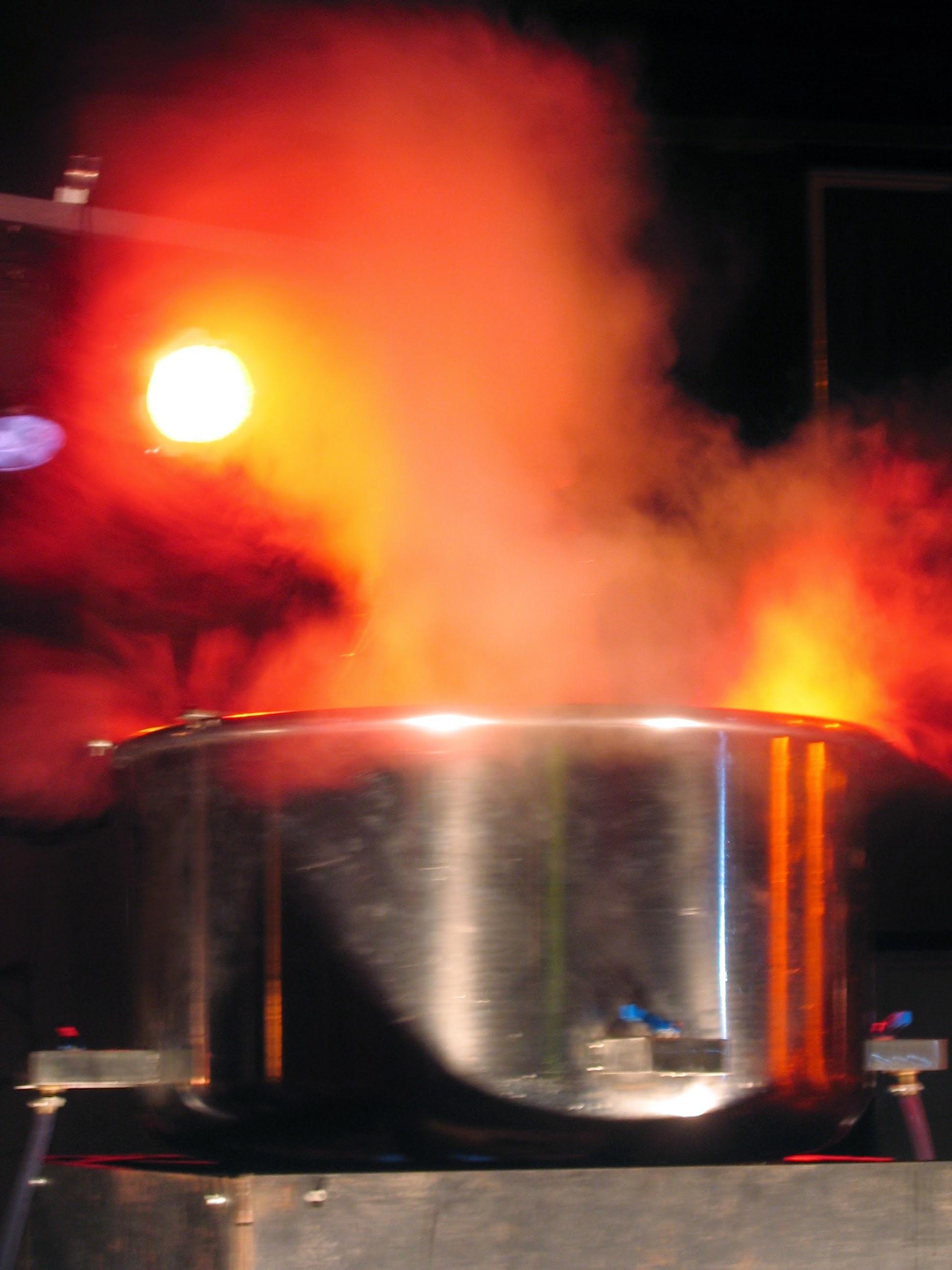 File:Feuerzangenbowle Tübingen - Steam from Pot.JPG