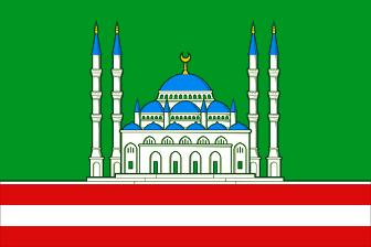 Depiction of Grozni