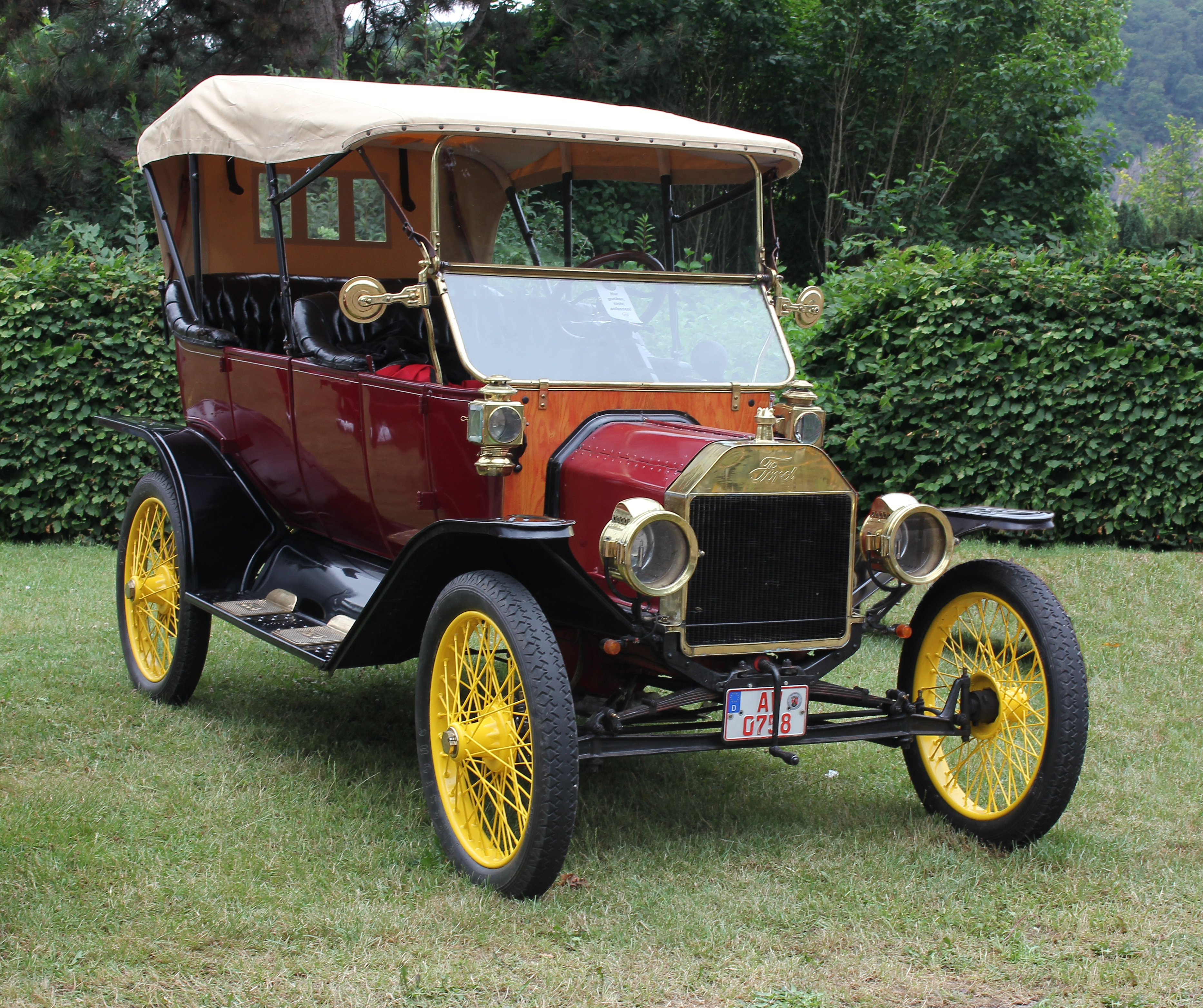 Ford Modell T – Wikipedia