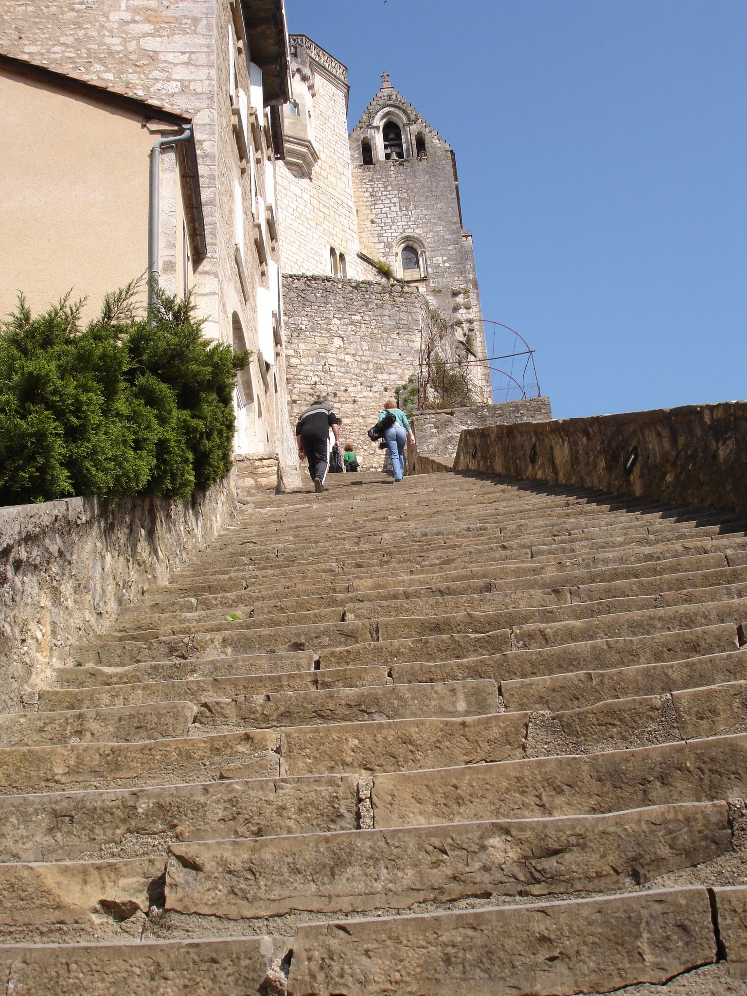 File:France Lot Rocamadour escalier.jpg - Wikimedia Commons