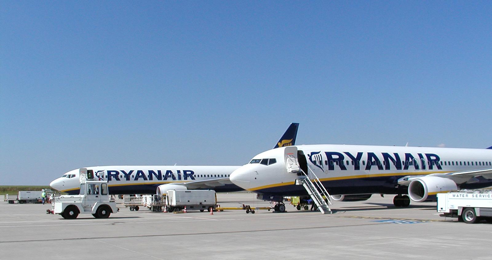 Flughafen Frankfurt Hahn Ryanair