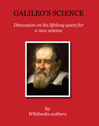 Cover of Galileo's Science