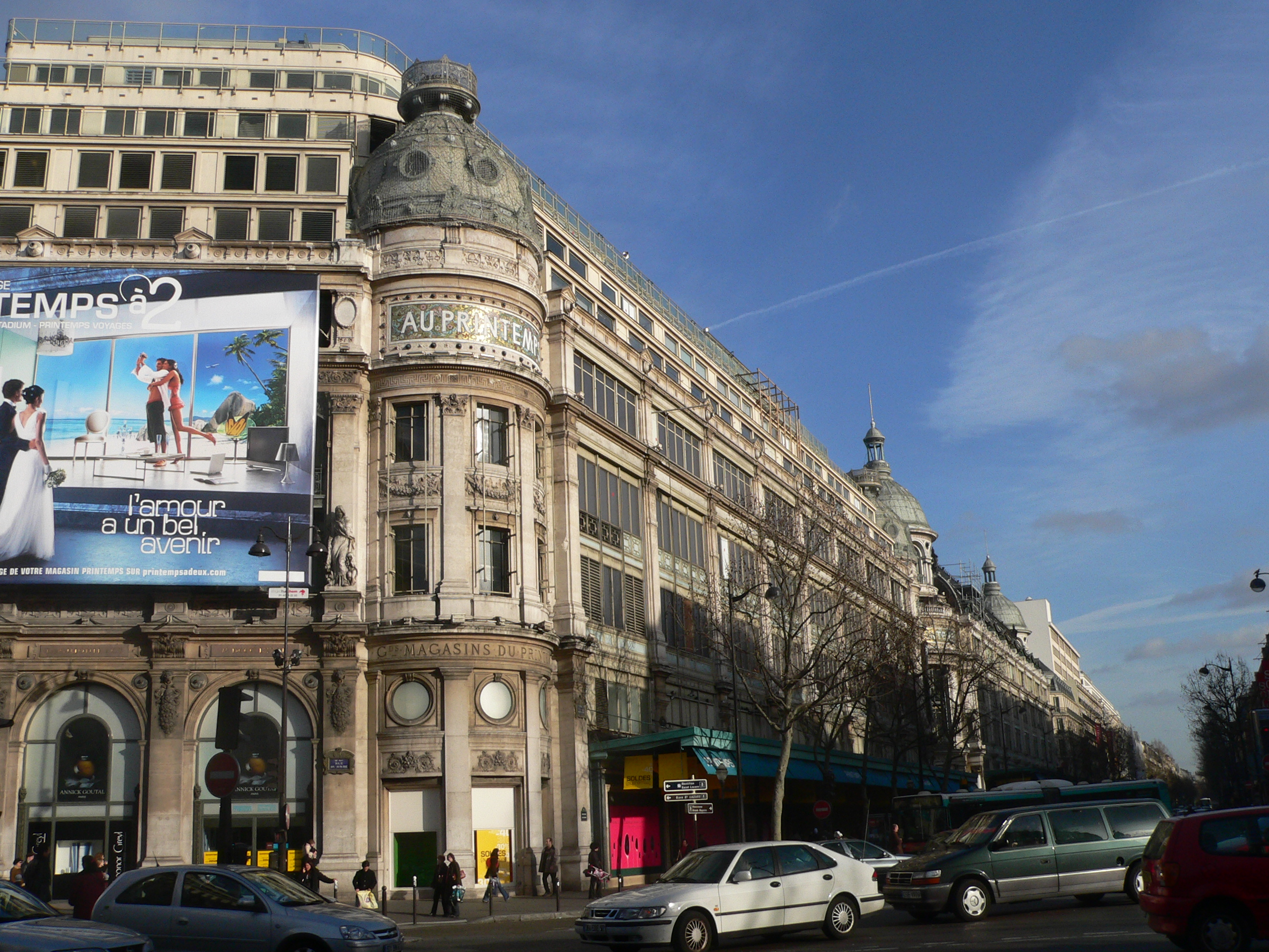 Boulevards Of Paris Wikipedia