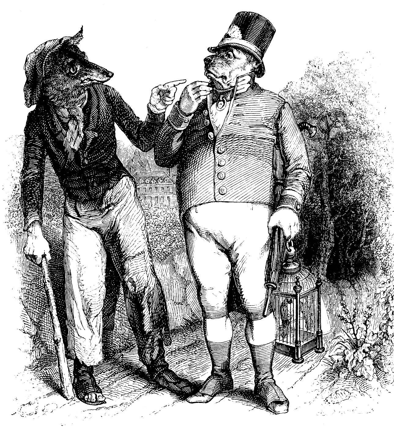 Fichiergrandville Leloup Et Le Chienjpg Wikipédia