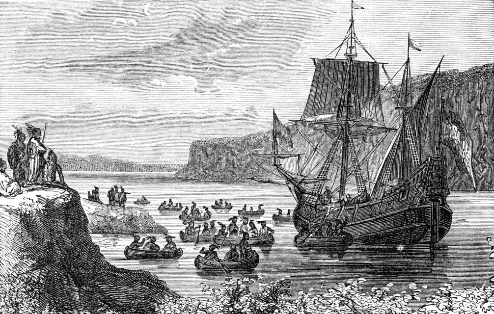 Half Moon - Hudson River - Henry Hudson - Robert Juet
