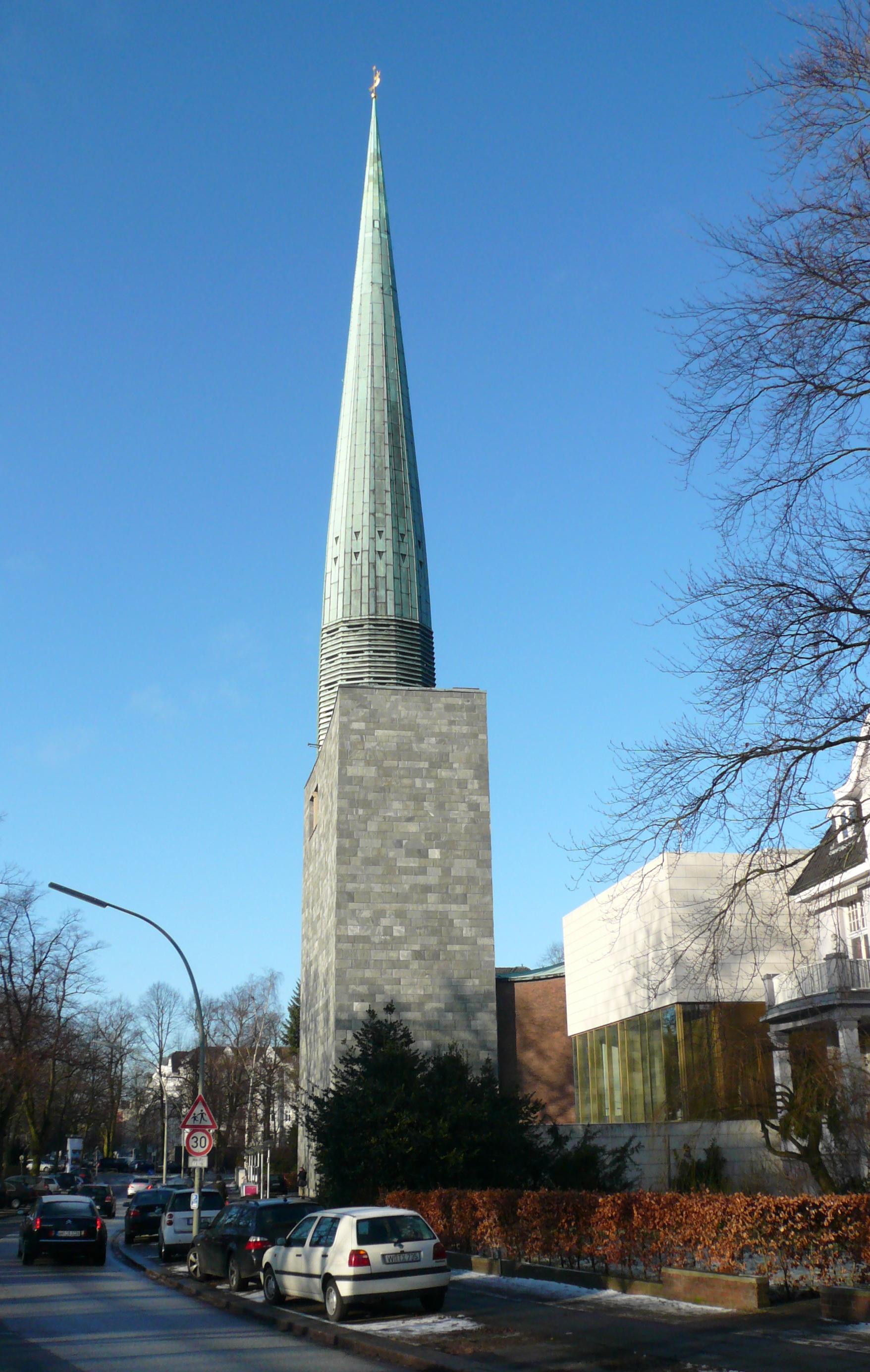 St. Nikolai Kirche Hamburg