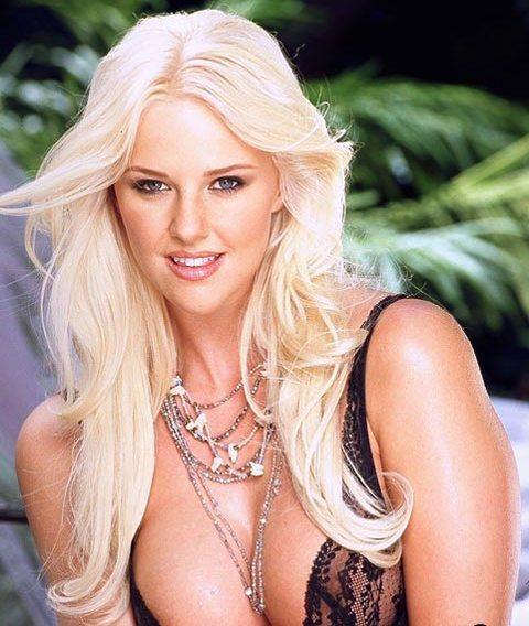 Hannah Harper naked
