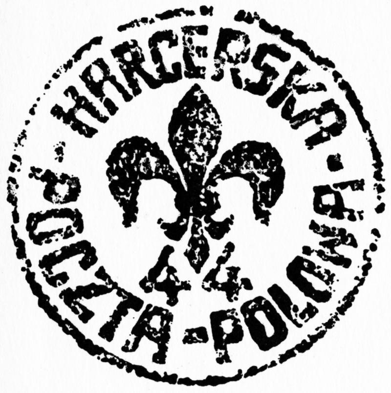 File Harcerska Poczta Polowa pieczec jpg  Wikimedia Commons