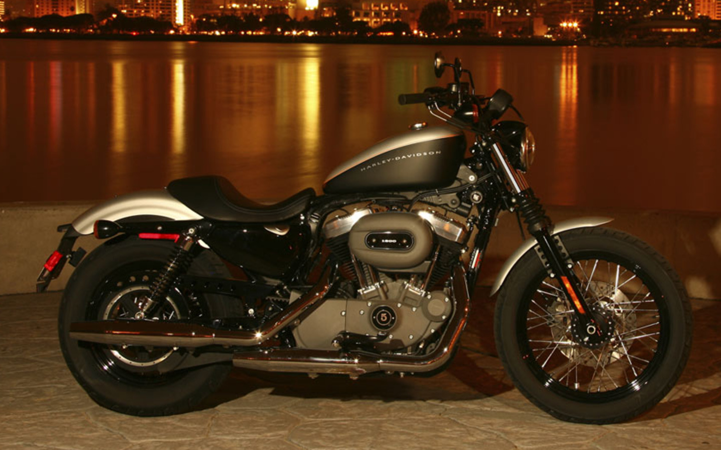 image gallery 2008 sportster 1200 nightster. Black Bedroom Furniture Sets. Home Design Ideas