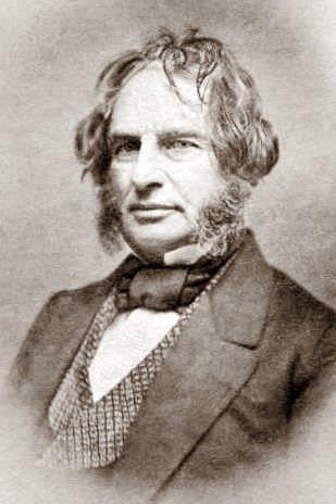 English: American poet Henry Wadsworth Longfel...