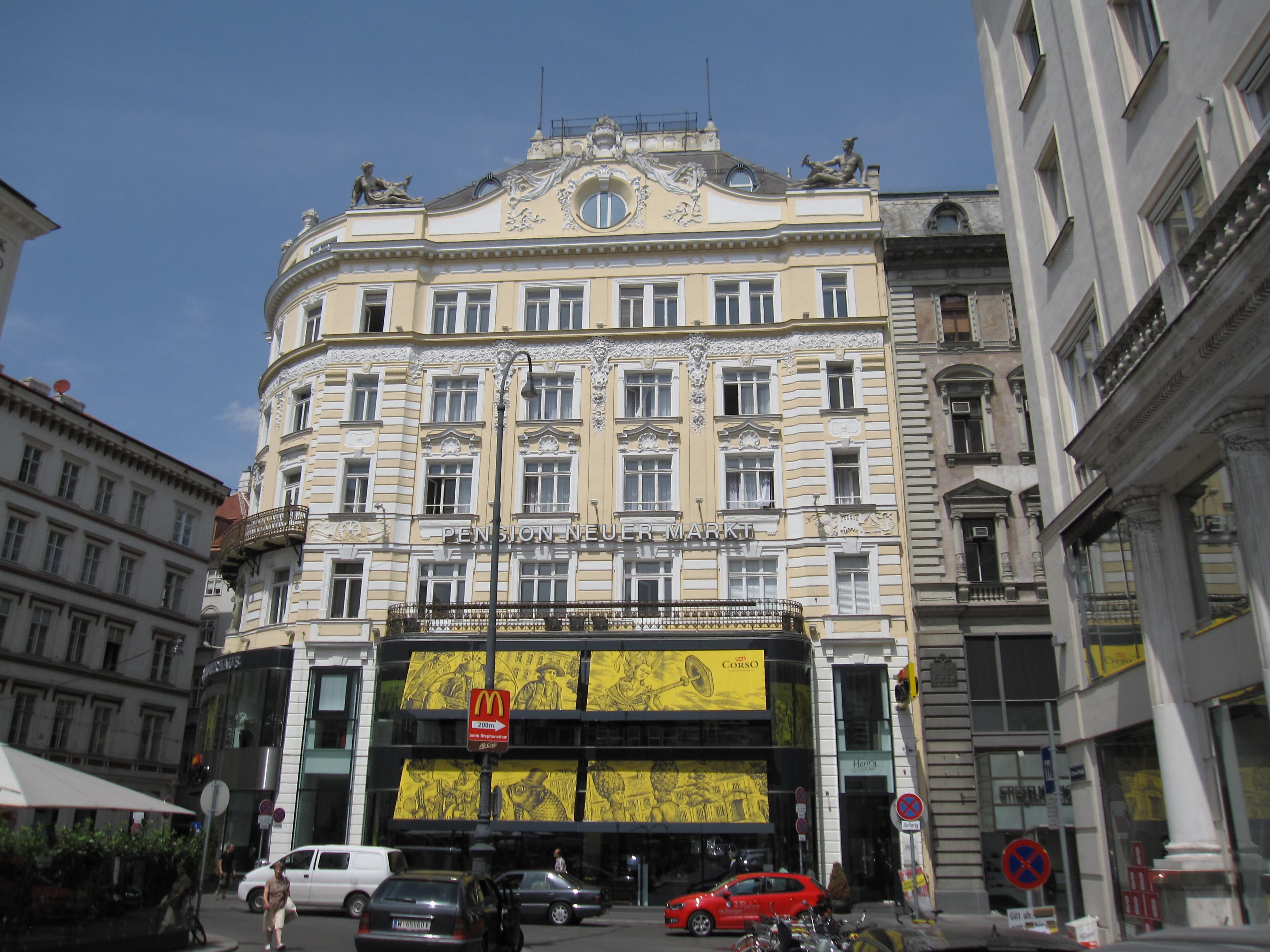 Fileherrnhuterhaus Vienna 3881jpg Wikimedia Commons