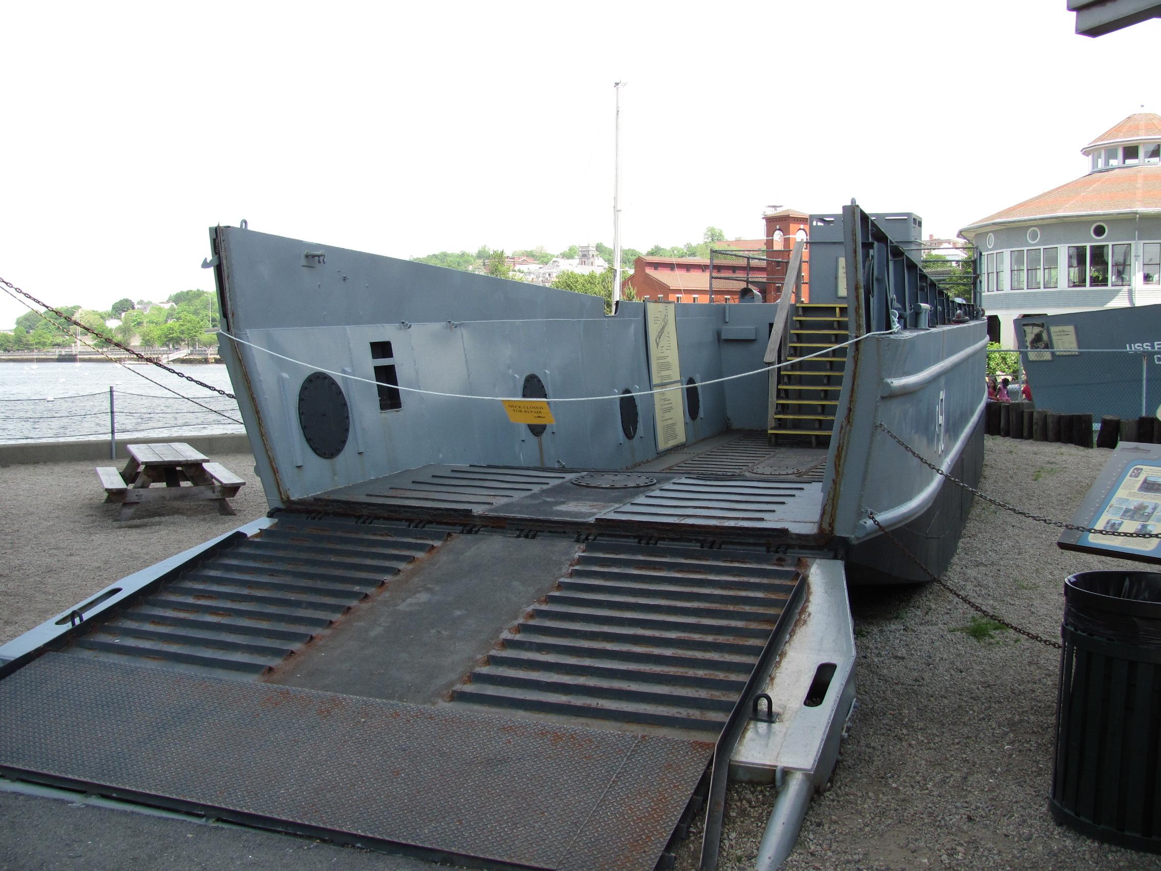 Landing craft mechanized military wiki fandom powered for Military landing craft for sale