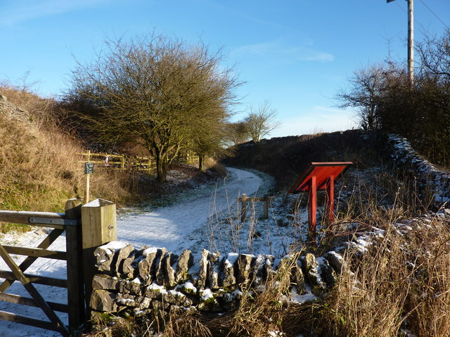 High Peak Trail - geograph.org.uk - 1625731
