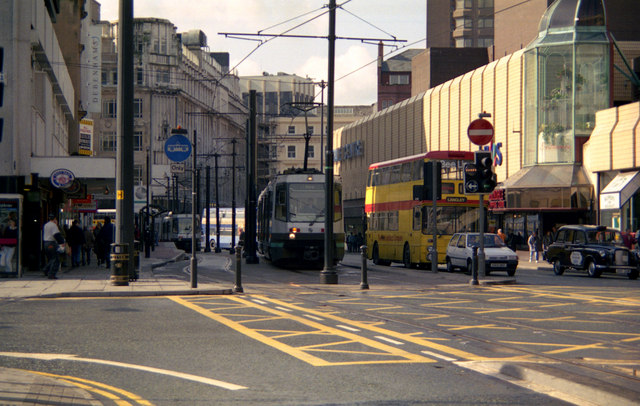 High Street tram stop  Wikipedia