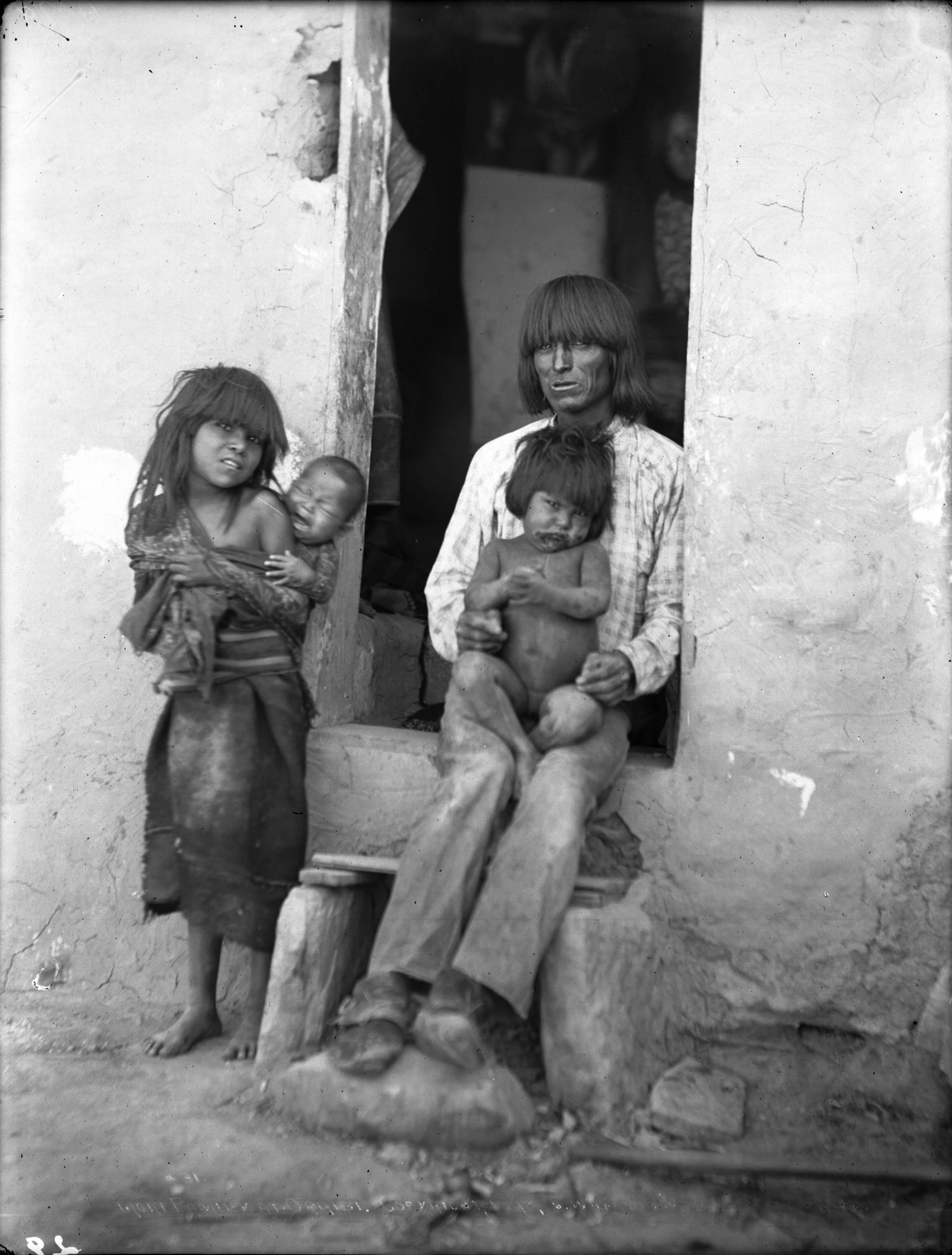 native pueblo indians nude