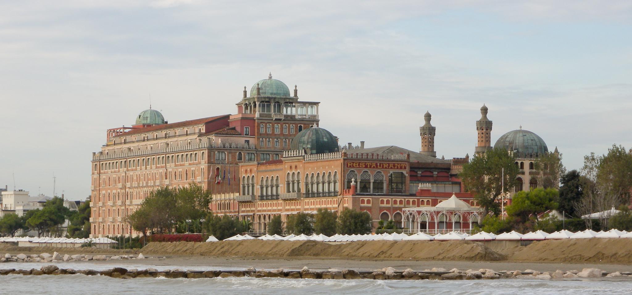 Grand Hotel Lido Di Venezia